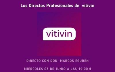 Directo con Don. MARCOS EGUREN