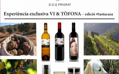 CLOS GALENA DOQ Priorat Experiència Exclusiva VI & TÒFONA edició #Tastacasa