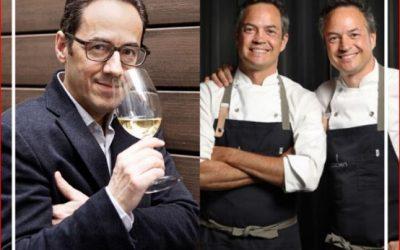 La DO Cava prepara una cena virtual solidaria especial armonizada con Cava con los Hermanos Torres y François Chartier