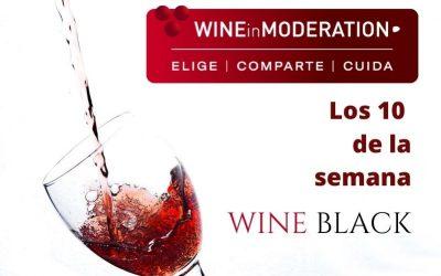 LO MÁS VISTO DE LA SEMANA DE WINE BLACK
