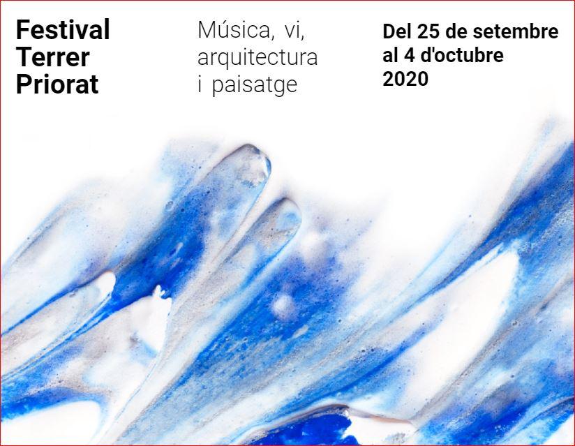 FESTIVAL TERRER PRIORAT 2020