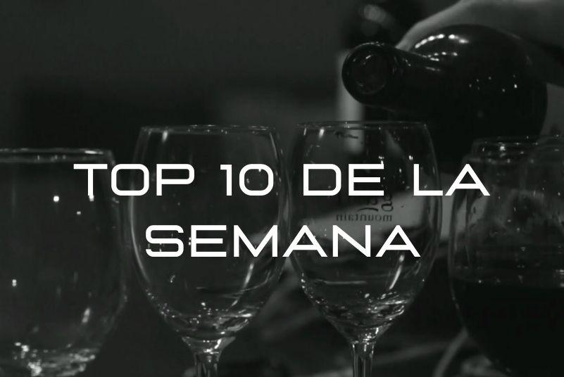 TOP 10 DE LA SEMANA