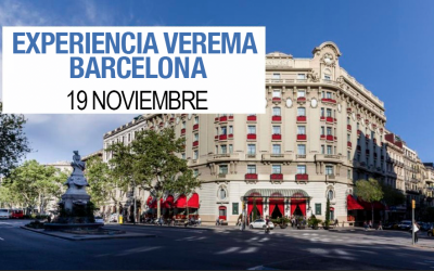 Experiencia Verema Barcelona 2020