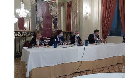 1ª EDICIÓN DEL CONCURSO DE VINOS DEL CASINO DE MADRID