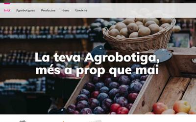 La FCAC presenta el nou espai  web de productes cooperatius Agrobotigues.cat