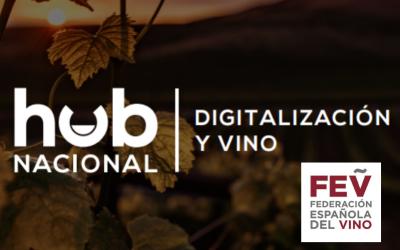 Nace el HUB Nacional Digitalización y Vino