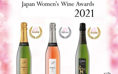 Castell d'Or destaca amb tres medalles al Concurs SAKURA Japan Women's Wine Awards