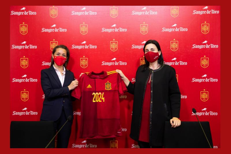 Sangre de Toro, vino oficial de la Selección Española de Fútbol hasta 2024