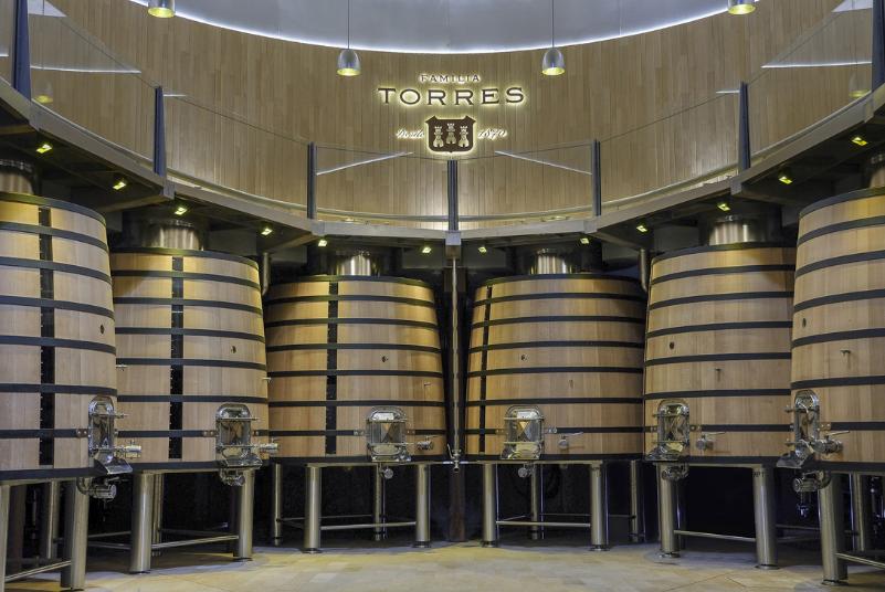 Familia Torres, la marca de vinos más admirada del mundo según los expertos