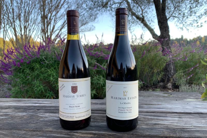 Marimar Estate celebra los 25 años de su vino La Masía Pinot Noir