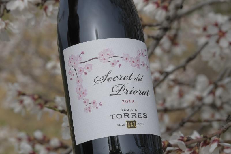 """Familia Torres presenta """"SECRET del PRIORAT 2018"""", un tinto amable y hedonista"""