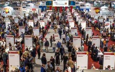 Vuelve el Salón de los Mejores Vinos de España Como novedad, el Salón dedicará unespacio destacadoa losMejoresVermuts