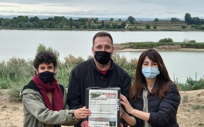 Éxito de participación en la nueva cata solidaria de 'Vi per Vida' en l'Estany d'Ivars i Vila-Sana