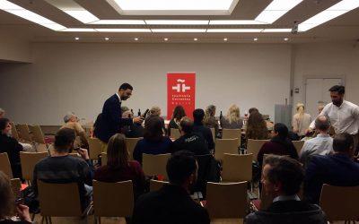 Vuelven las catas culturales de vino impulsado por la FEV y el Instituto Cervantes