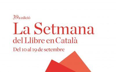 NOVA EDICIÓ DE LA SETMANA DEL LLIBRE EN CATALÀ AMB ELS VINS DE LA DO CATALUNYA