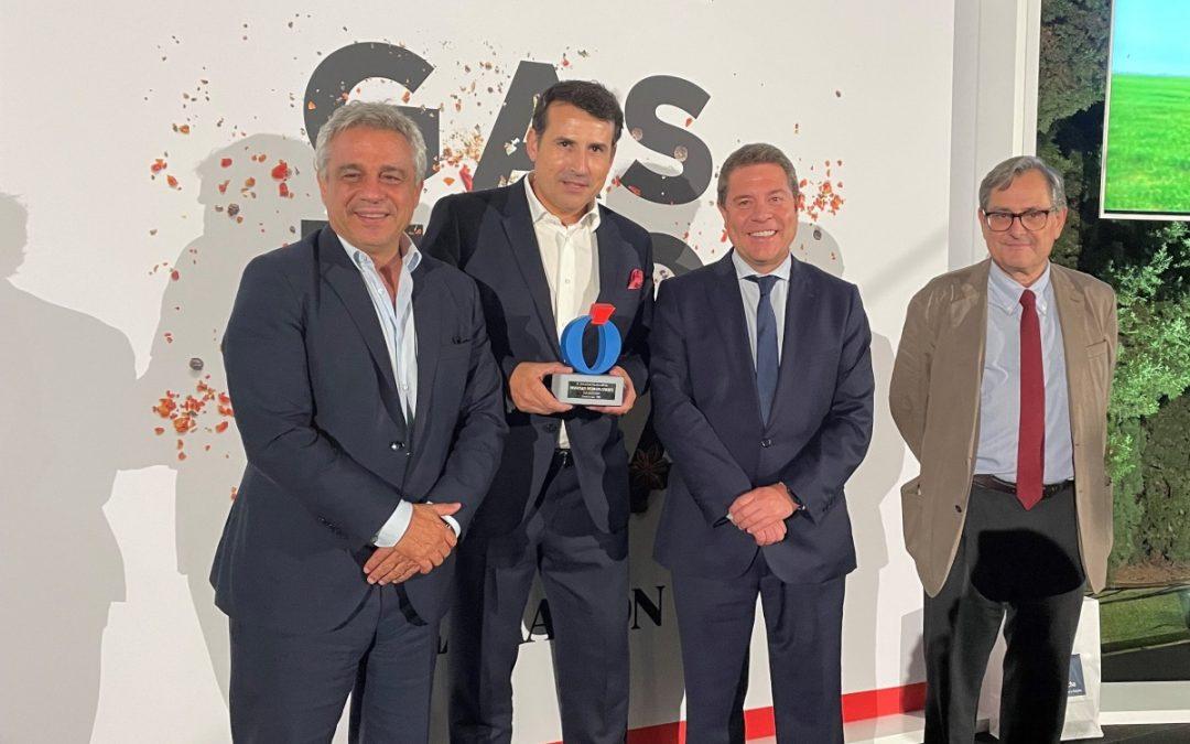 H+S premiada como la 'Mejor Bodega de Cava de España' en los premios Gastro & Cía de La Razón