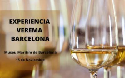 """Vuelve a la ciudad condal, la gran Barcelona """"EXPERIENCIA VEREMA BCN 21""""."""