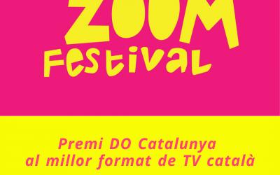 """LA DO CATALUNYA OBRE A VOTACIÓ POPULAR EL PREMI """"MILLOR FORMAT TELEVISIU CATALÀ"""" DEL ZOOM FESTIVAL"""